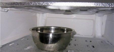 冰箱結霜,清理好麻煩!只要學會這一招,就能輕鬆除霜!3