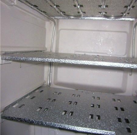 冰箱結霜,清理好麻煩!只要學會這一招,就能輕鬆除霜!7