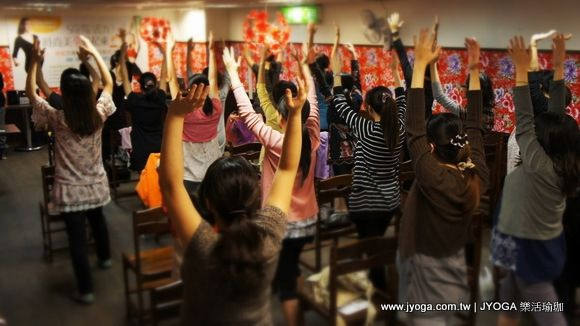 孕婦瑜珈教學 (2)