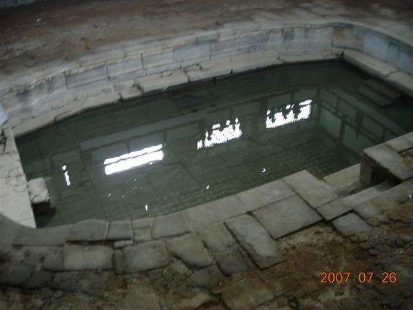 唐玄宗的浴池