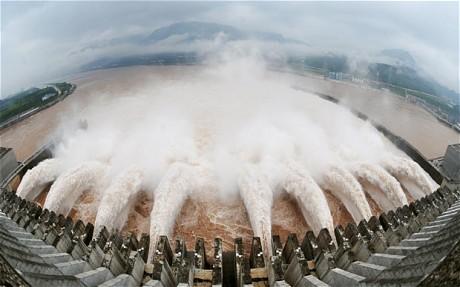 中國水庫危機