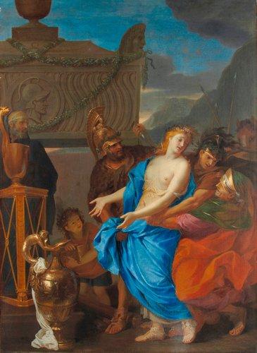 波呂克賽娜的犧牲