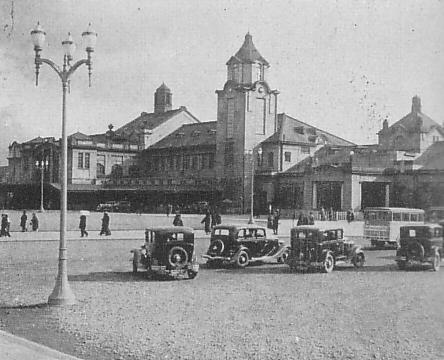 第二代京都車站
