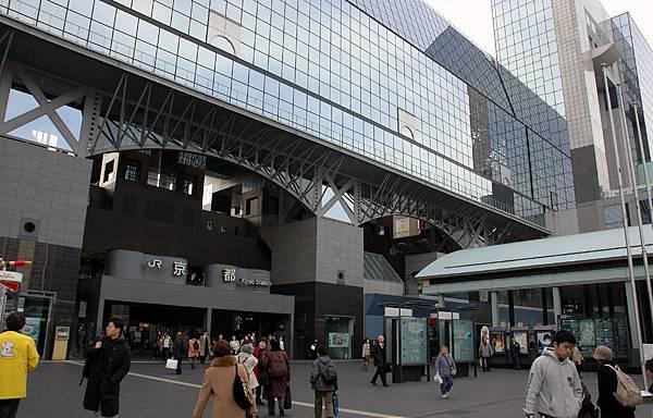 第四代京都車站