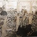 富平縣唐墓壁畫