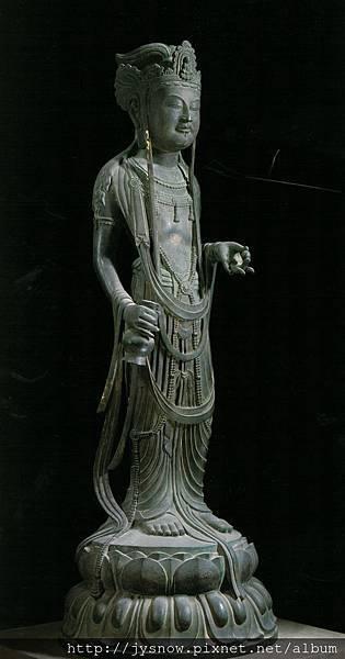 法隆寺大寶藏殿 觀音菩薩像.jpg