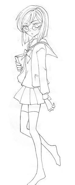 女子高中生提耶利亞XD