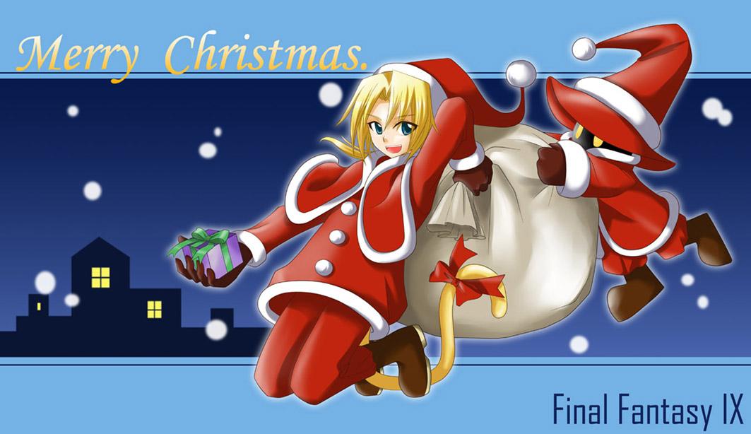 聖誕節-FF9