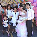 林阿姨,瑤綺和中赫