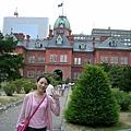 舊道廳---1888年建立,是開拓北海道的行政廳