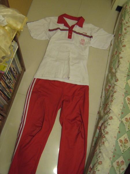 夏季體育服
