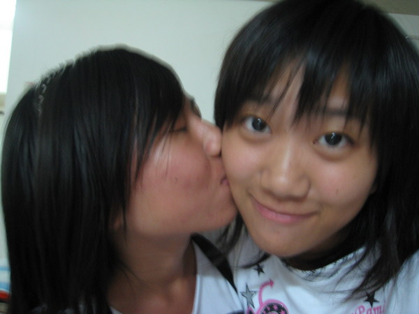 我跟表妹~