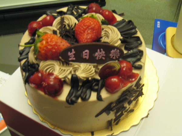 我的生日蛋糕~~~~~~~