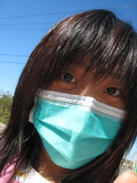 我感冒了~