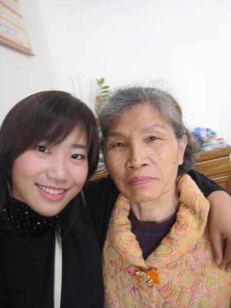 我跟外婆~