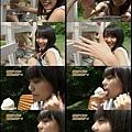 小梨食雪糕