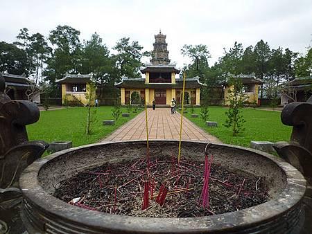 天姥寺Chua Thien Mu