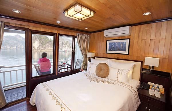Aphrodite Cruises Luxury DBL Balcony.JPG