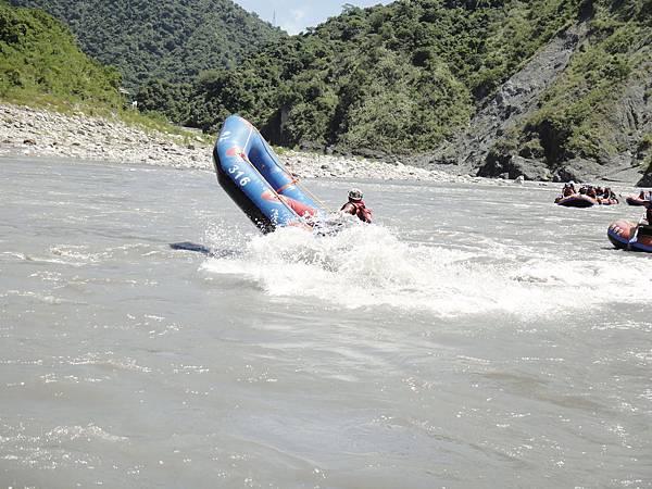 秀姑巒溪泛舟80