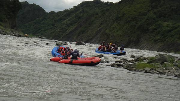 秀姑巒溪泛舟 32