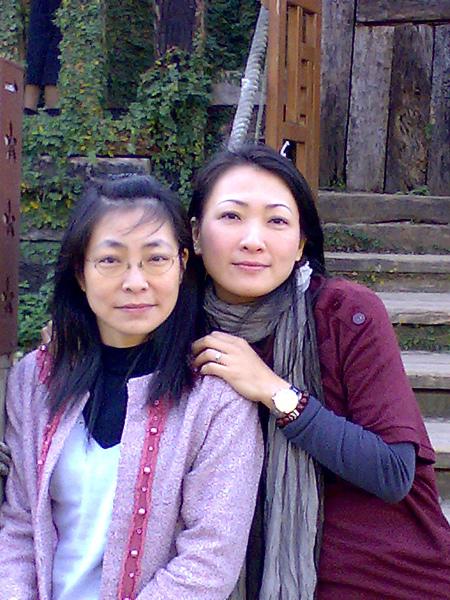 媽媽和阿姨