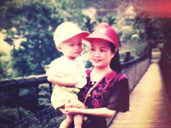 我和 媽媽