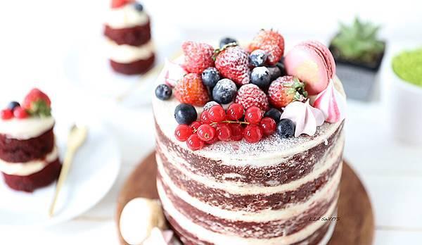 紅絲絨巧克力裸蛋糕痞.jpg