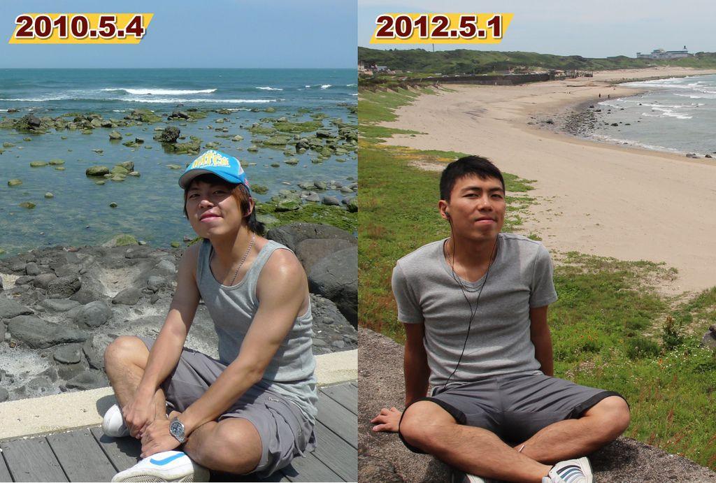 2年的變異