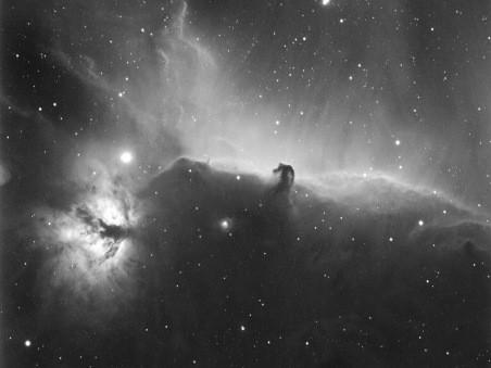 星-人馬星座雲