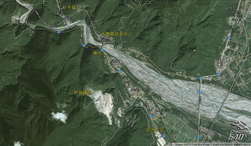斷頭山之二:亞洲水泥礦區2