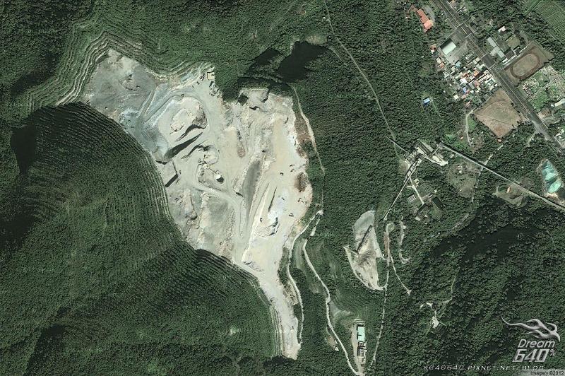斷頭山之二:亞洲水泥礦區3