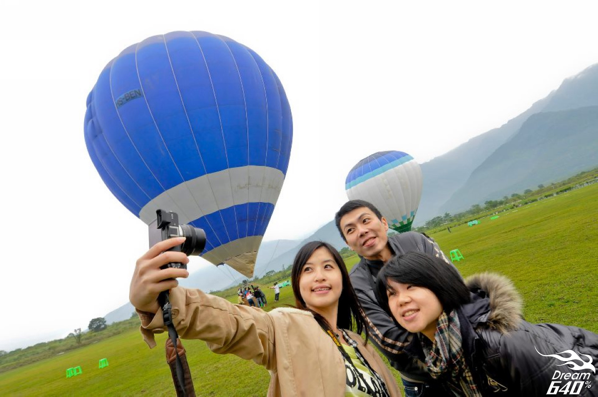 nEO_IMG_熱氣球自拍照