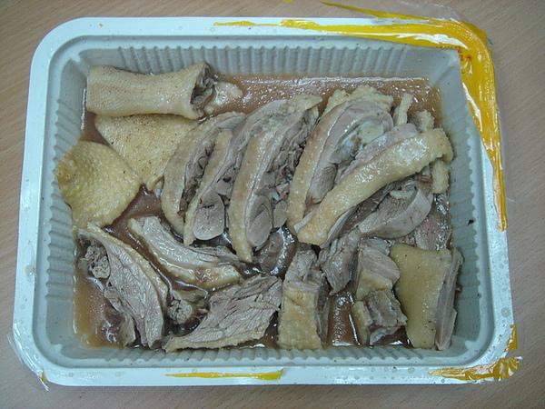 ╣金山鴨肉╠