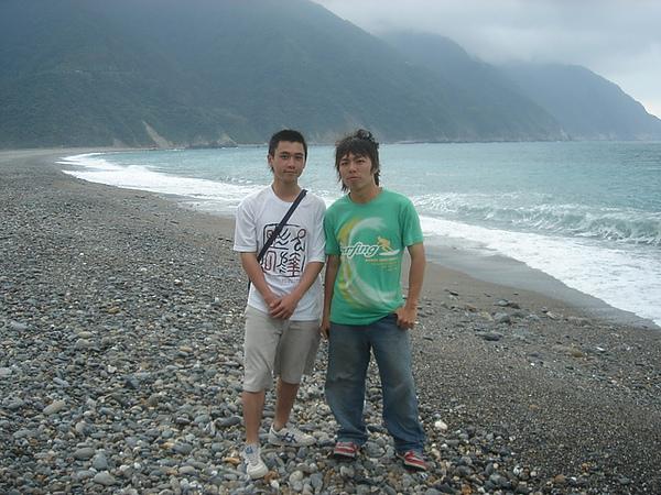 馬川 & 我