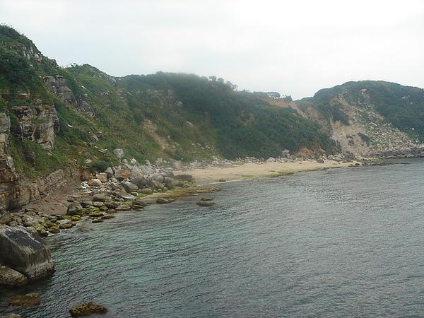 神秘海岸看神秘沙灘
