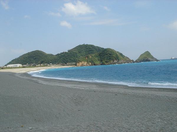 江苓說 這個沙灘跟峇里島的差不多
