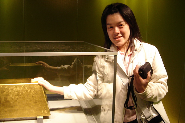 打破金氏世界紀錄的220公斤的999純金大金磚