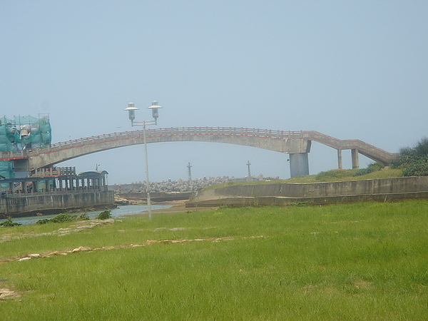 水尾漁港觀景橋