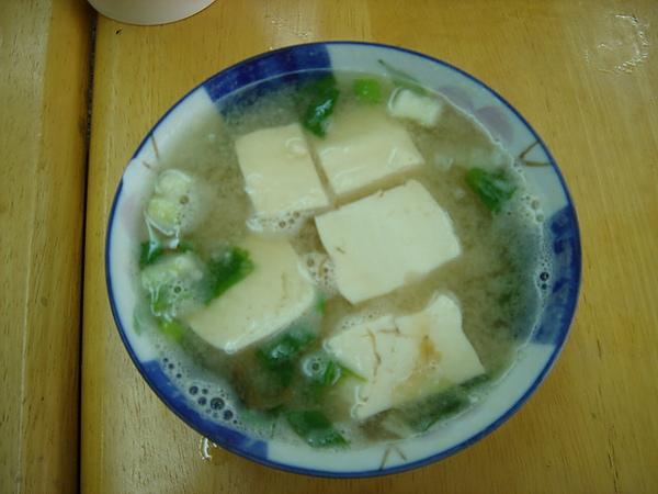 阿婆壽司-味增湯