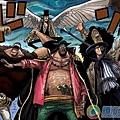 黑鬍子海賊團成員