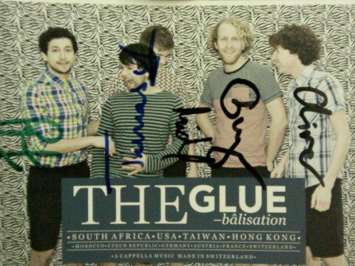 The GLUE瑞士人聲樂團