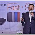 圖說2:希捷科技台灣區總經理唐瑞伯分享最新行動備份趨勢