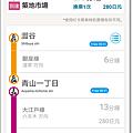 東京地鐵遊客乘車指南-1