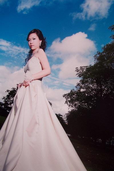 婚紗 嗯 這張好