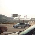 深圳機場 路經