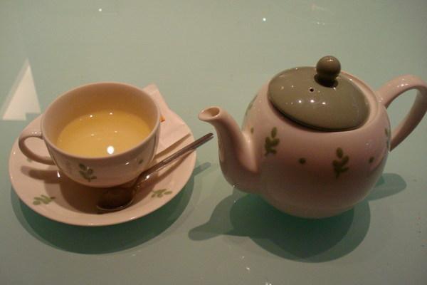 我的茶來囉
