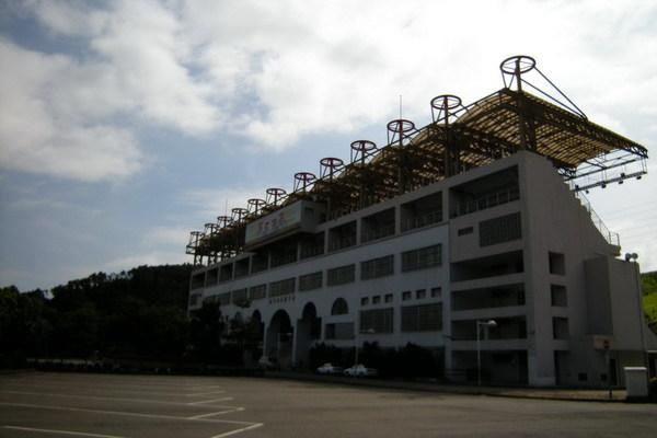 台中縣自由車場
