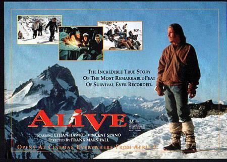 我們要活著回去(Alive-1993)