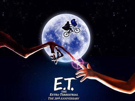親愛的奶奶-ET