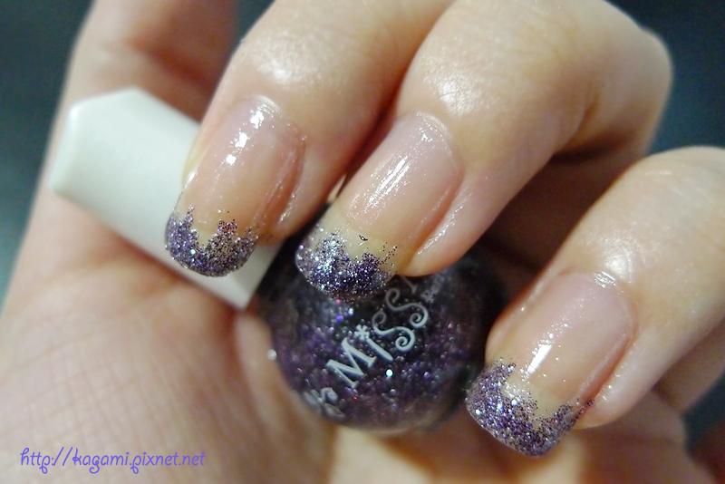 [彩繪] 紫金波紋: http://kagami.pixnet.net/blog/post/29628349